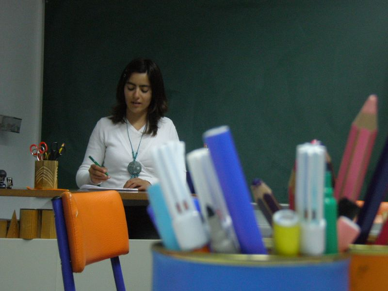 """""""Temos que esquecer é que o papel de um professor seja ensinar"""""""