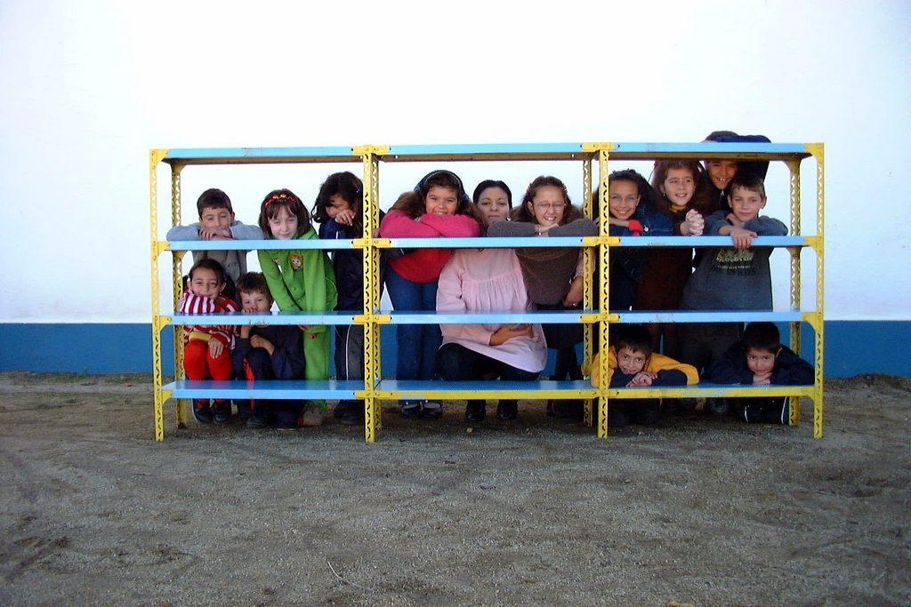 Participação das Crianças na cidade