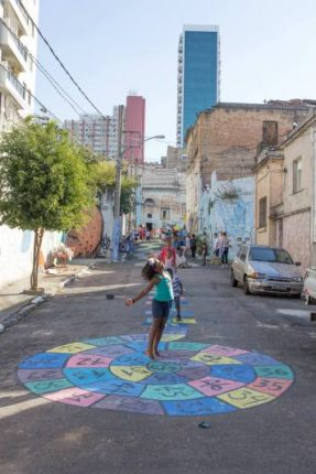 Mapeamento Afetivo foi instrumental para transformação do bairro do Glicério, em São Paulo, em um local amigo das crianças.
