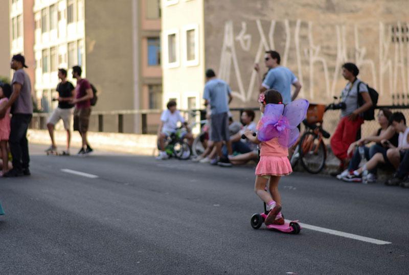 Como o brincar pode transformar a cidade em um espaço educativo