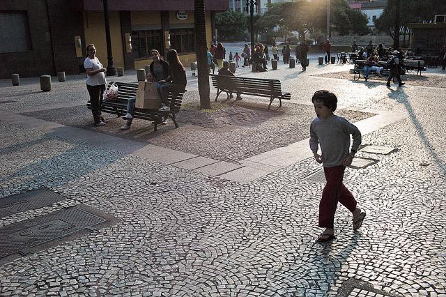 criança rua