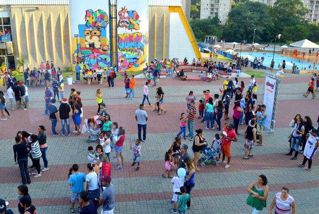 CEU Paraisópolis, na zona sul de São Paulo;
