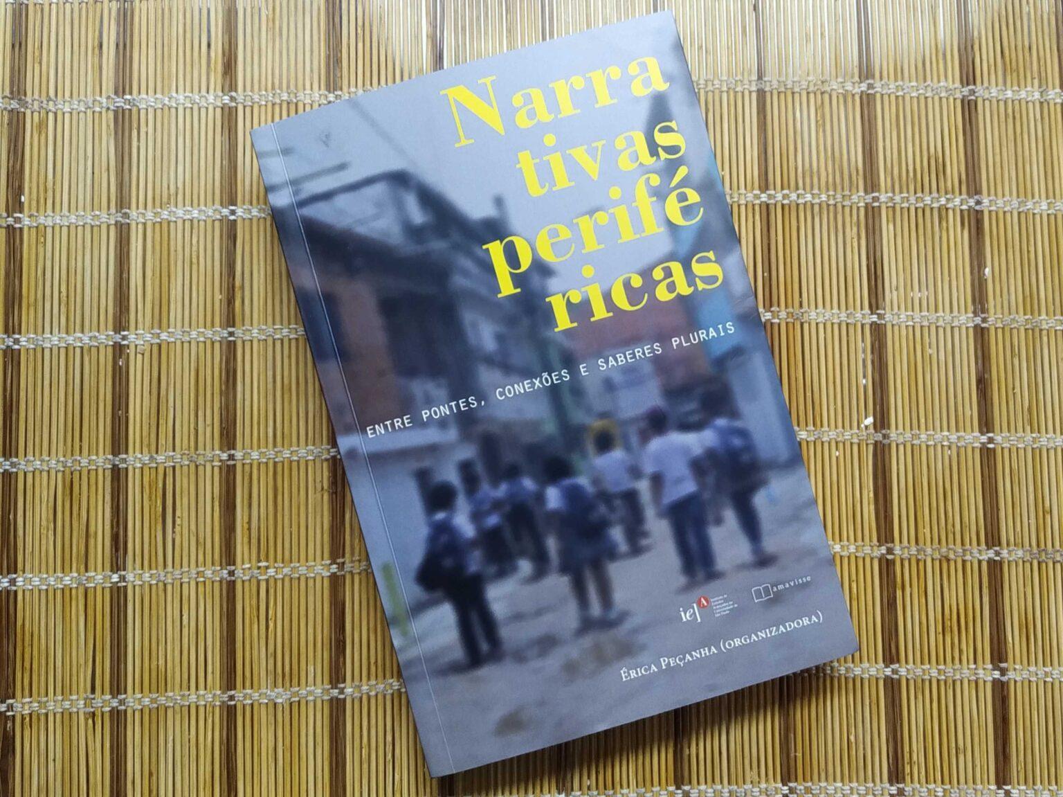 livro narrativas periféricas